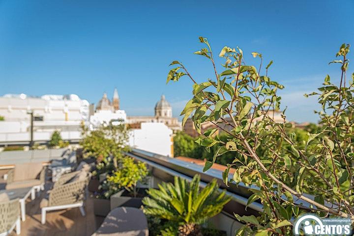Immagine Aperitivo a Prima Vista • I Love Rooftop Grand Hotel The Hive