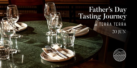 Father's Day Tasting Journey tickets