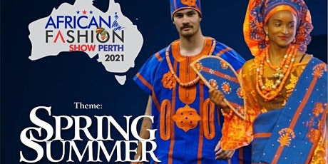 African Fashion Show Perth 2021 tickets