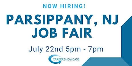 Job Fair Parsippany, NJ tickets