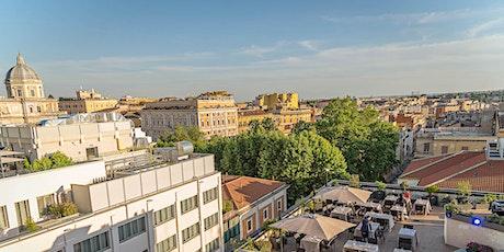 Aperitivo a Prima Vista • I Love Rooftop Grand Hotel The Hive biglietti