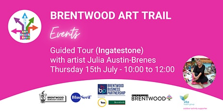 Brentwood Art Trail Guided Tour (Ingatestone) tickets