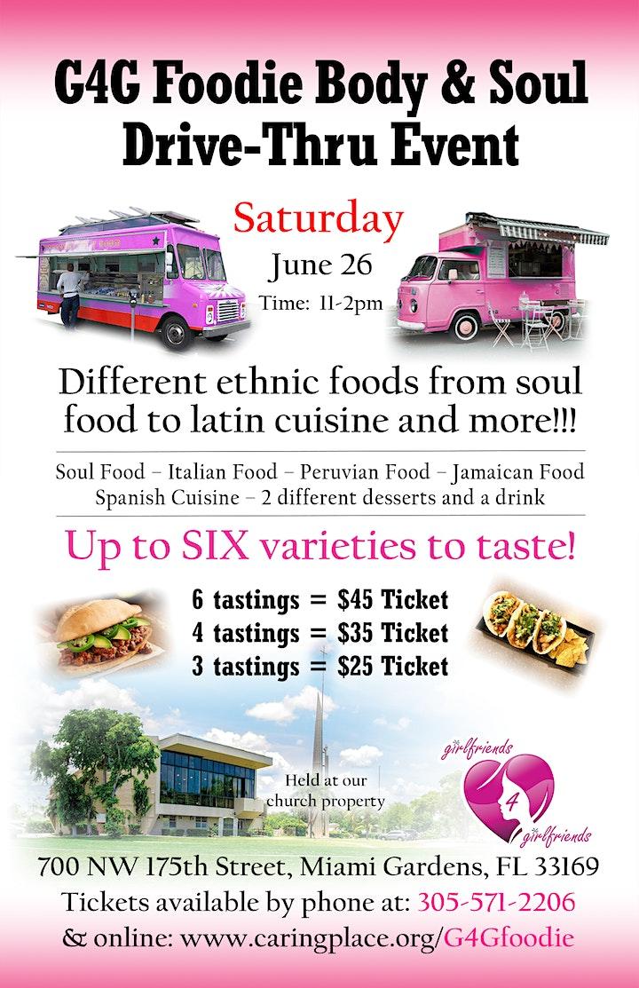 Food Truck Drive Thru Event image