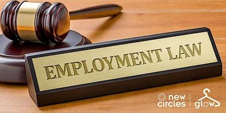 Employment Law Legal Workshop tickets