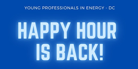 YPE DC June Happy Hour tickets