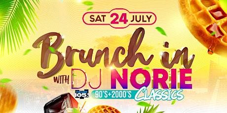 Brunch'In With Dj Norie tickets