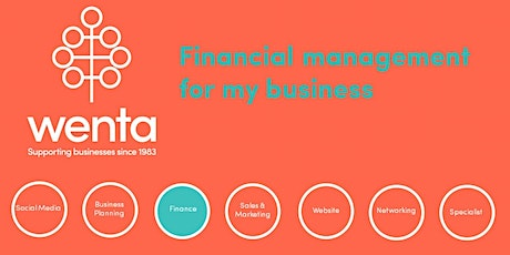 Financial management for my business - Stevenage tickets