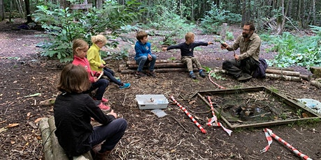 Bright Sparks Forest Summer Camp tickets