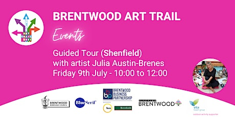 Brentwood Art Trail Guided Tour (Shenfield) tickets