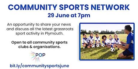 Community Sports Network tickets