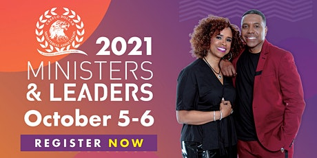 Ministers and Leaders Conference 2021 with Creflo Dollar tickets