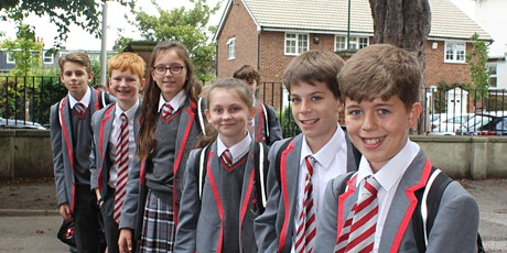 SRRCC High School Open Morning Monday 21 June 2021 Session 2 tickets