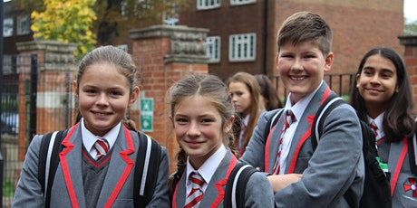 SRRCC High School Open Morning Wednesday 23 June 2021 Session 4 tickets