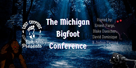 The Michigan Bigfoot Conference tickets