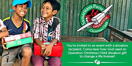 Nonprofit Spotlight Lunch with Operation Christmas Child tickets