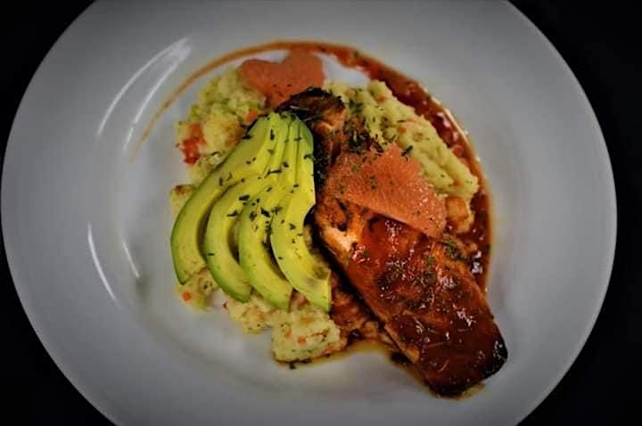 Byob&Grub Presents Couples Cooking Class - Date Night Edition image