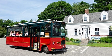 Rye History Trolley Tour - July 5th and Labor Day tickets