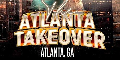 Atlanta Takeover tickets