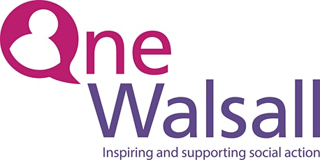 One Walsall Training Session - Volunteering and the Law tickets