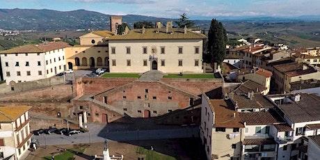 Villa di Cerreto Guidi VISITA TEMATICA I preziosi ornamenti dei Medici biglietti