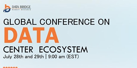GLOBAL CONFERENCE ON DATA CENTER ECOSYSTEM tickets
