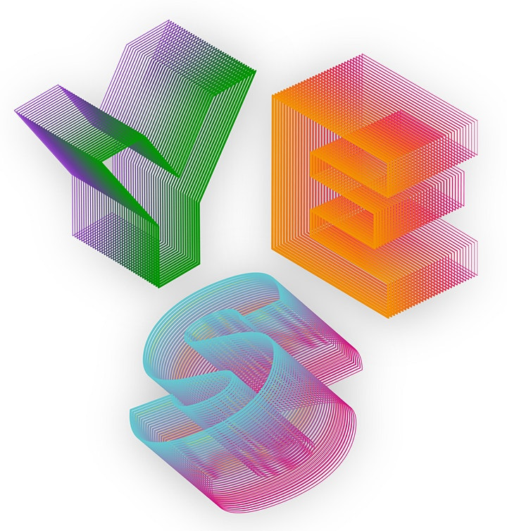 'YES', Our Types - Private View image