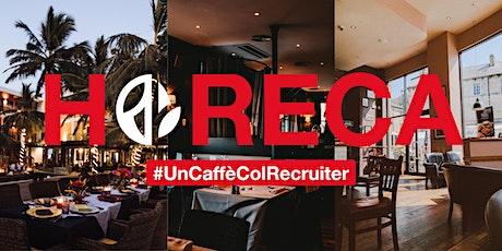 Un Caffè Col Recruiter tickets