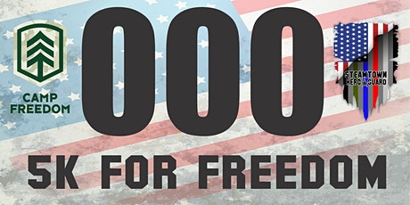 STHG 5K for Freedom tickets