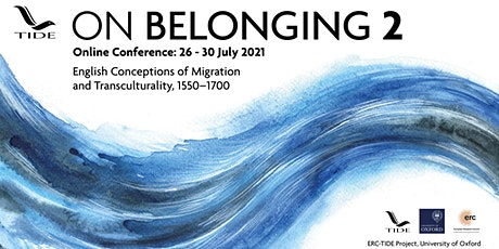 On Belonging 2: English Conceptions of Migration and Transculturality tickets