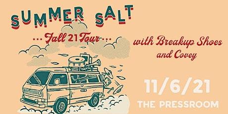 *NEW VENUE * Summer Salt: Now at Crescent Ballroom tickets