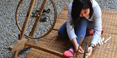 An Introduction to Thai Textile Traditions & Stories in Contemporary Craft tickets