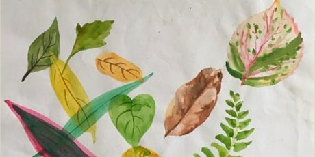 Parklife Watercolour Painting for 7-12 year olds tickets