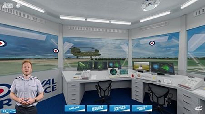 RAF Virtual Event Access All Areas - Exam Results 2021 image