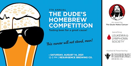 The Dude's Homebrew Competition 2021 tickets