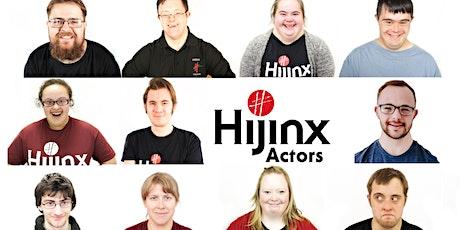 Hijinx Actors Showcase - Youtube Live tickets