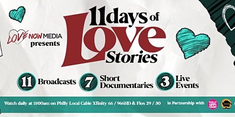 11 Days of Love Stories - Finale tickets