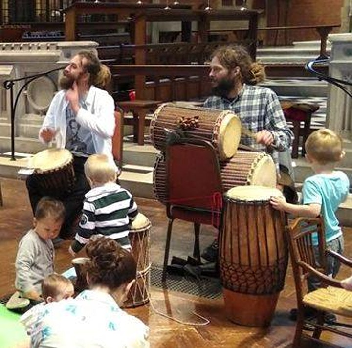 Tiny Tunes – live classical music for babies and toddlers image