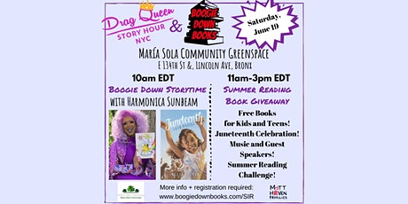 Spring Into Reading Summer Book Giveaway & Boogie Down Storytime tickets