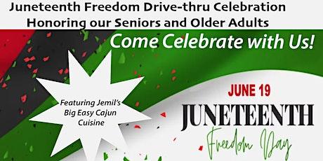 Juneteenth Drive Thru Celebration tickets