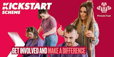Kickstart: Make a Difference Now tickets