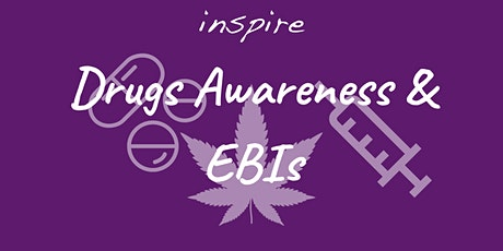 Drugs Awareness & Extended Brief Interventions (Full day training) tickets