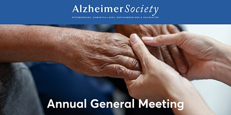 Alzheimer Society of PKLNH  Annual General Meeting tickets
