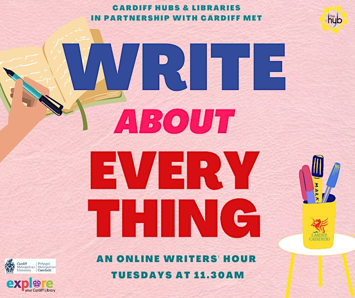 Write About Everything image