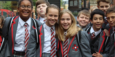SRRCC High School Open Morning Monday 28 June 2021 Session 8 tickets