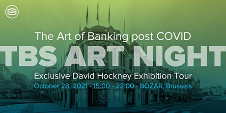 The Banking Scene  Art Night tickets