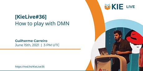 [KieLive#36]  How to play with DMN tickets