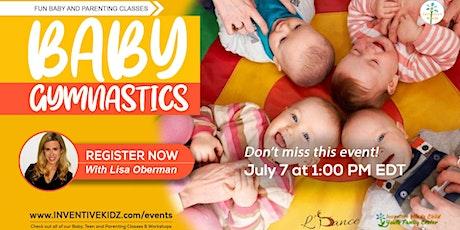 Baby Gymnastics (July 7) tickets