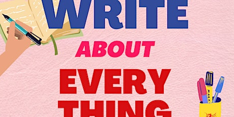 Write About Everything tickets