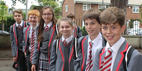 SRRCC High School Open Morning Wednesday 30 June 2021 Session 9 tickets
