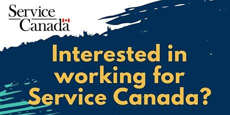 Service Canada Information Session tickets